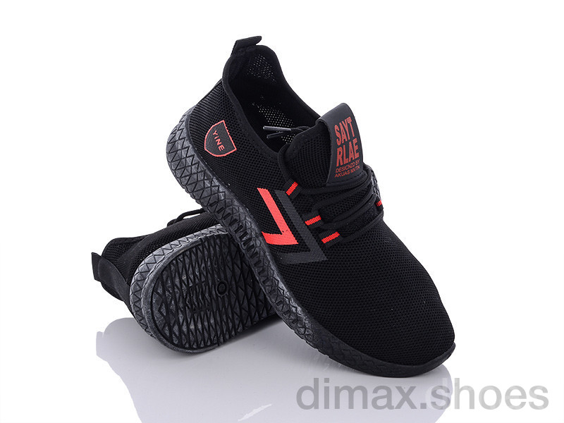 Ok Shoes AT2 red Кроссовки