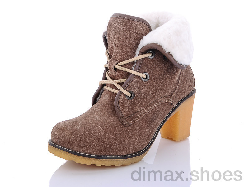 AOKA MB062-5 коричневый Ботинки