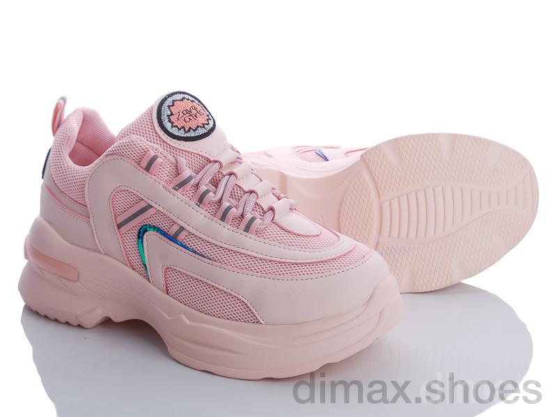 Veagia-ADA P32-3 розовый Кроссовки