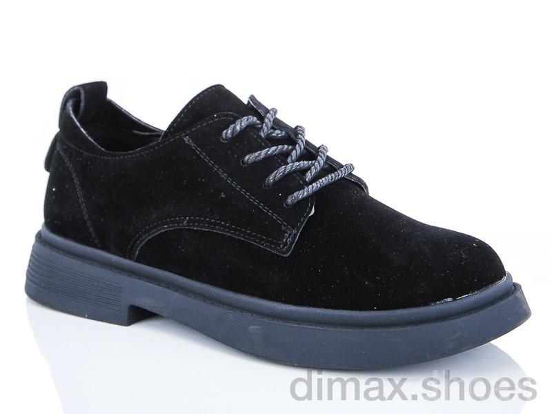 Jin Lan B55-101 черный Туфли