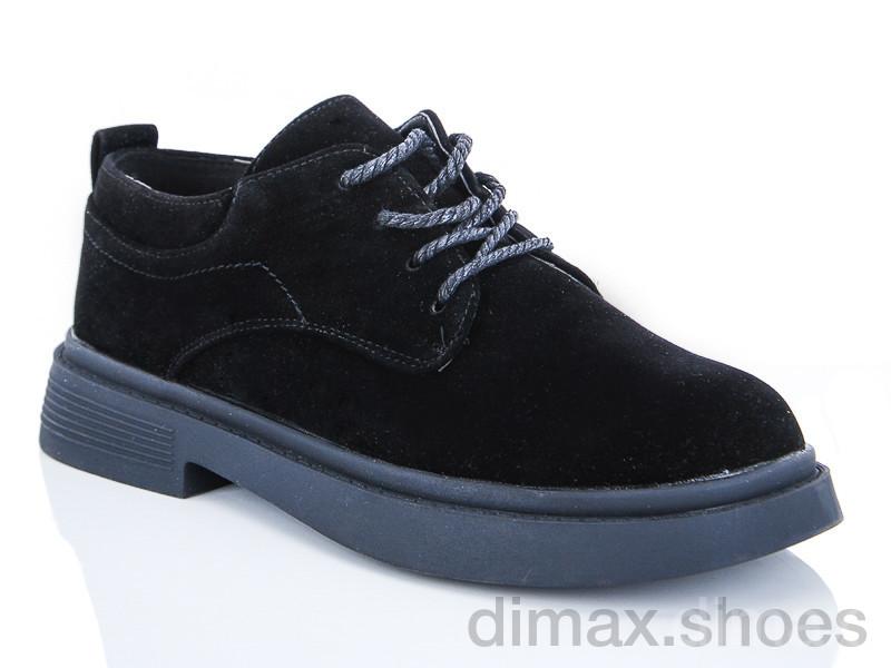 Jin Lan B55-97 черный Туфли