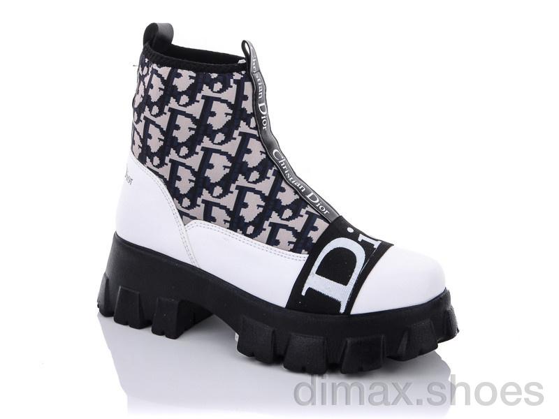 Jumay Ботинок Dior Ботинки