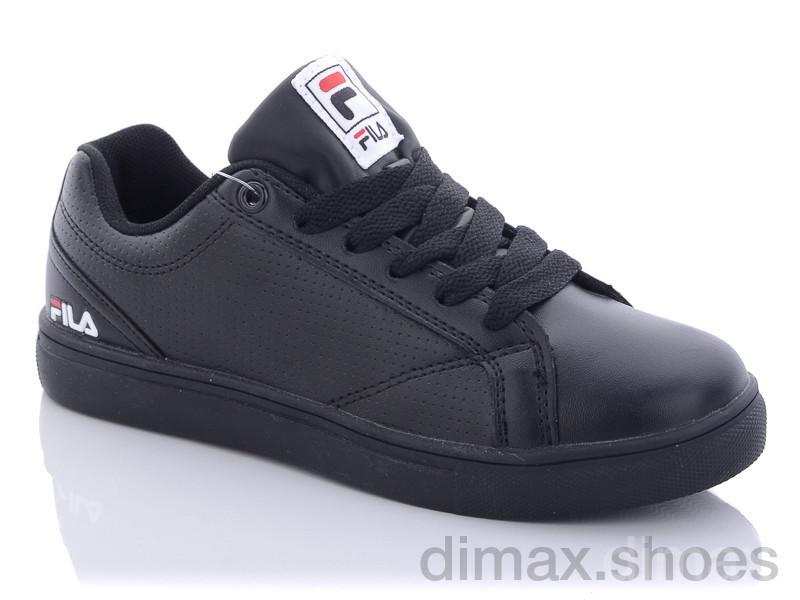 CR F01 черно-белый Кроссовки