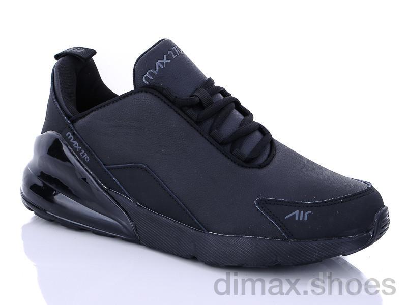 Veer-Demax A3270-1 черный Кроссовки