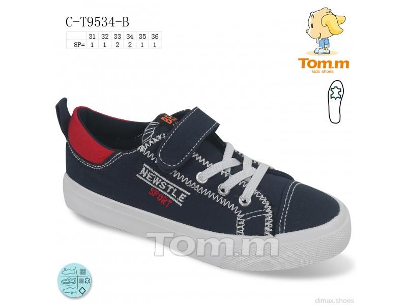 TOM.M C-T9534-B Кеды