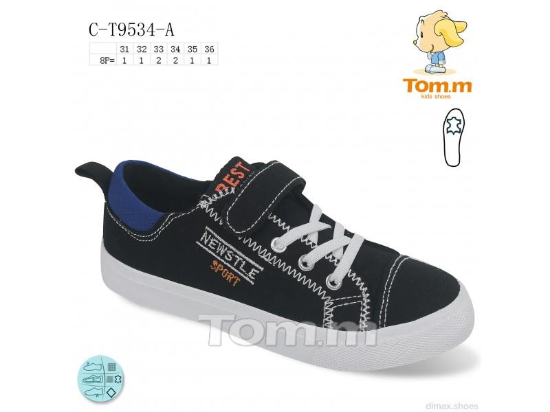 TOM.M C-T9534-A Кеды