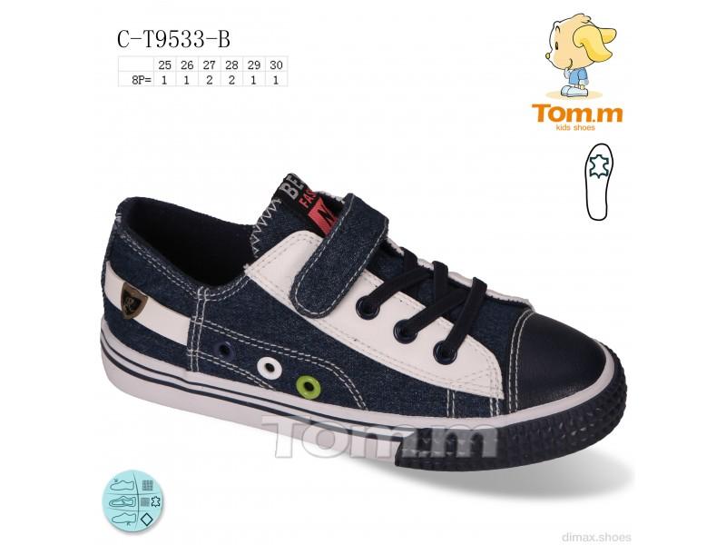 TOM.M C-T9533-B Кеды