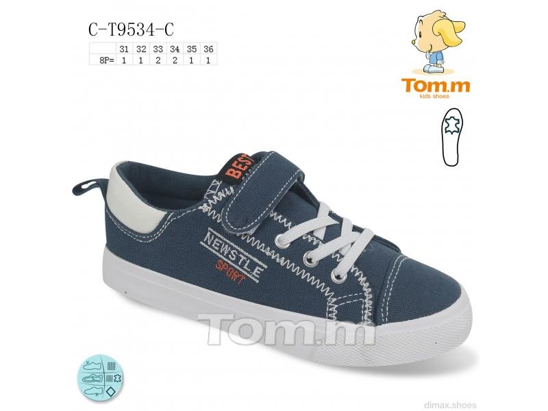 TOM.M C-T9534-C Кеды