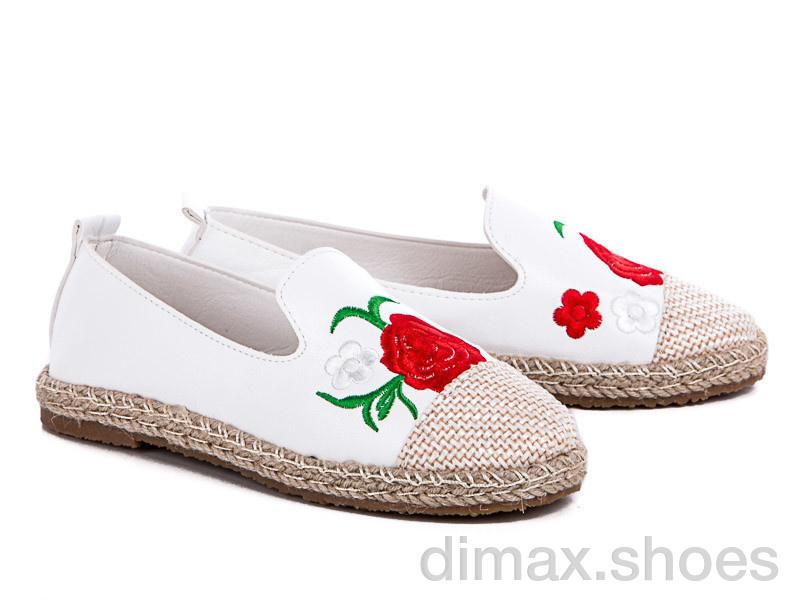 Diana №370 white АКЦИЯ Эспадрильи