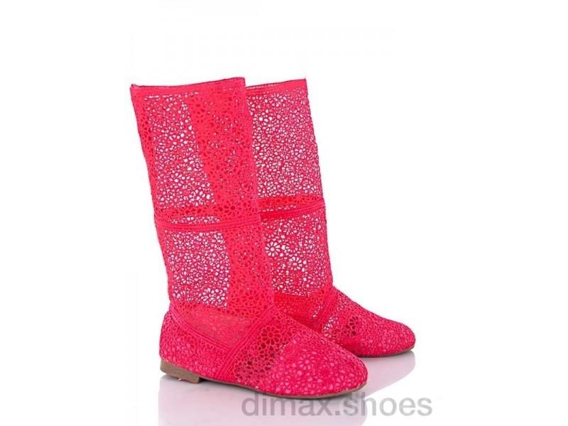 Diana N4 розовый АКЦИЯ Сапоги