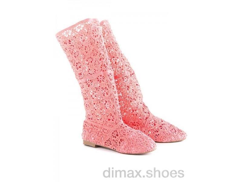 Diana N2 pink АКЦИЯ Сапоги