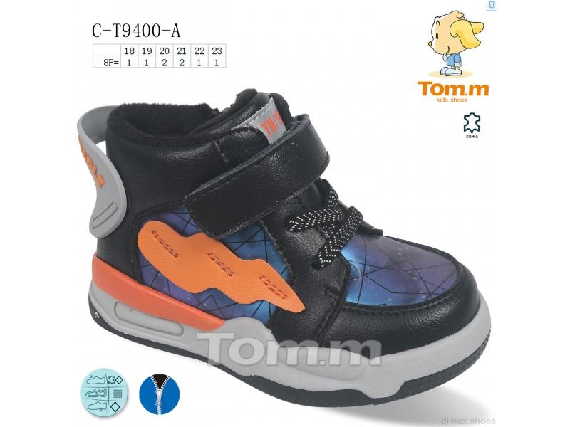 TOM.M C-T9400-A Ботинки