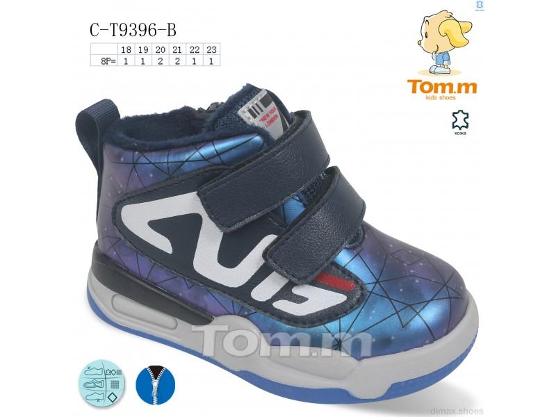 TOM.M C-T9396-B Ботинки