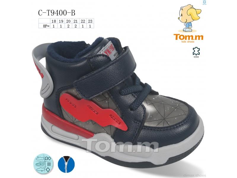 TOM.M C-T9400-B Ботинки