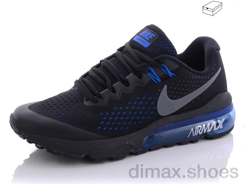 CR FQ2 черно-синий Кроссовки