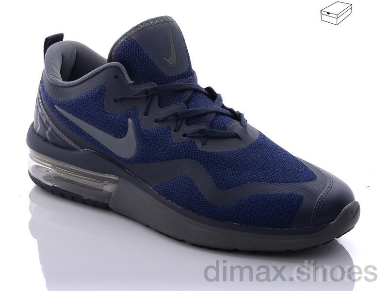 CR FQ1 синий Кроссовки
