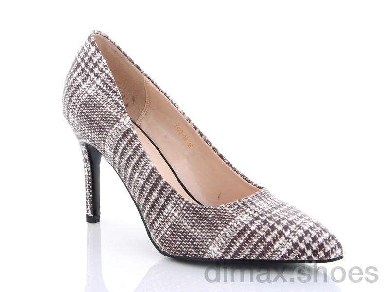 Lino Marano Y428-14 коричневый Туфли