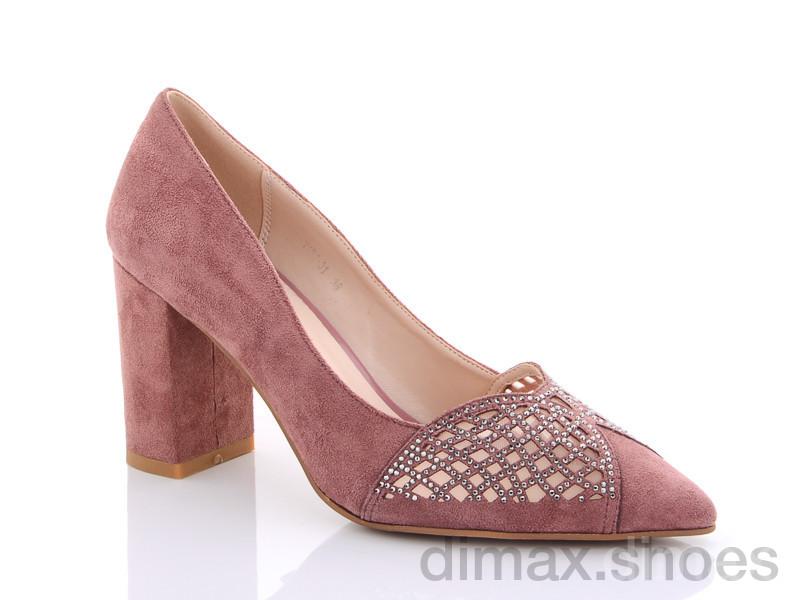 Lino Marano Y467-31 розовый Туфли