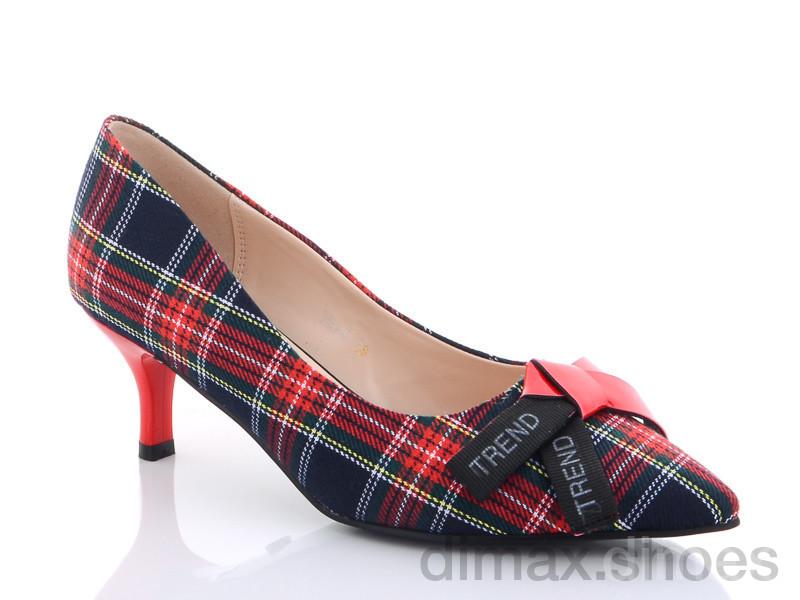 Lino Marano Y431-5 красный Туфли