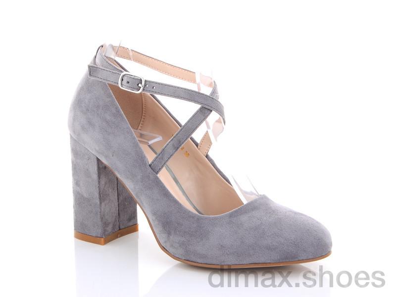 Lino Marano Y448-14 серый Туфли