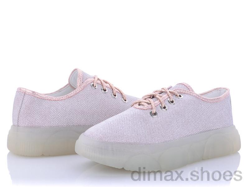 Diana Макас камни шнурок розовые Слипоны