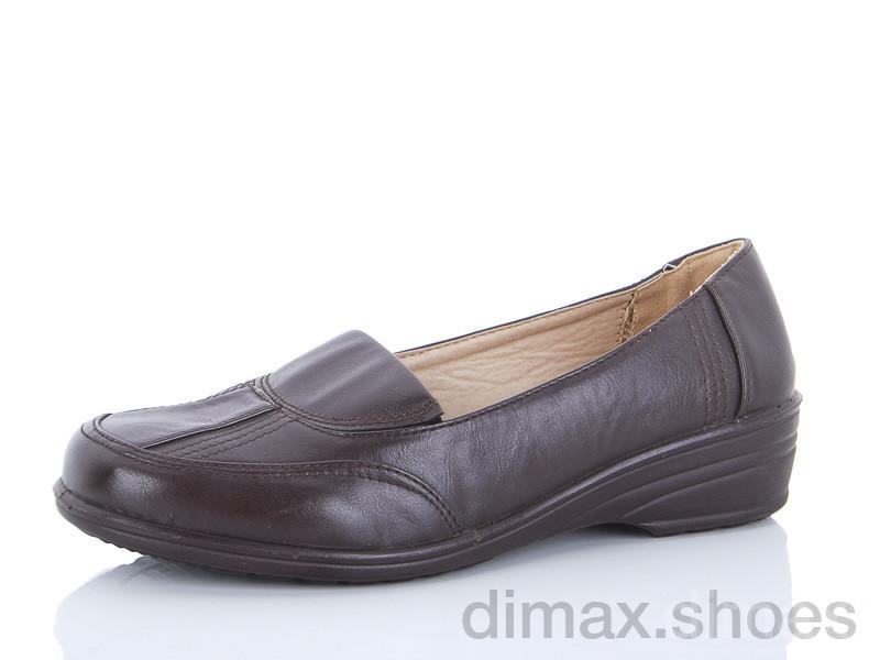 Chunsen 2177-2 коричневый Туфли