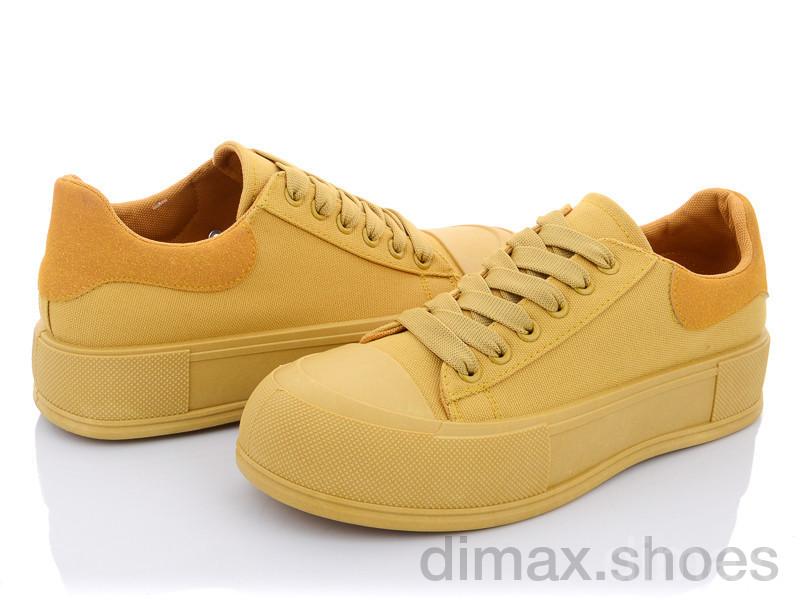 Violeta 20-883-4 yellow Кеды