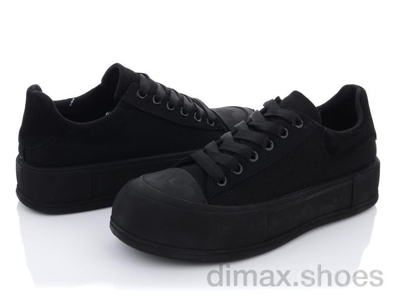 Violeta 20-883-1 black Кеды