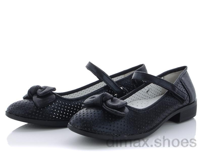 Clibee D105 black Туфли
