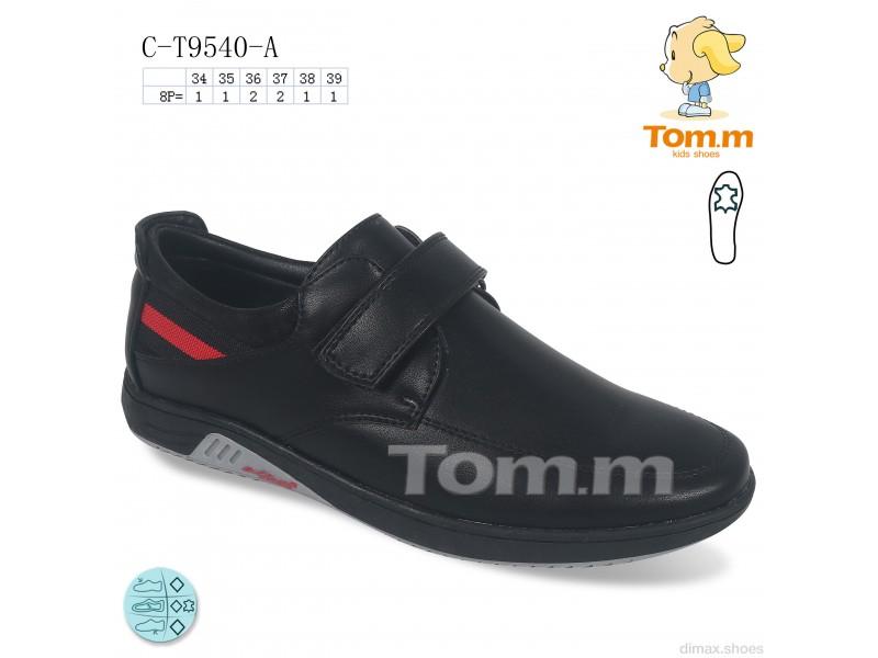TOM.M C-T9540-A Туфли
