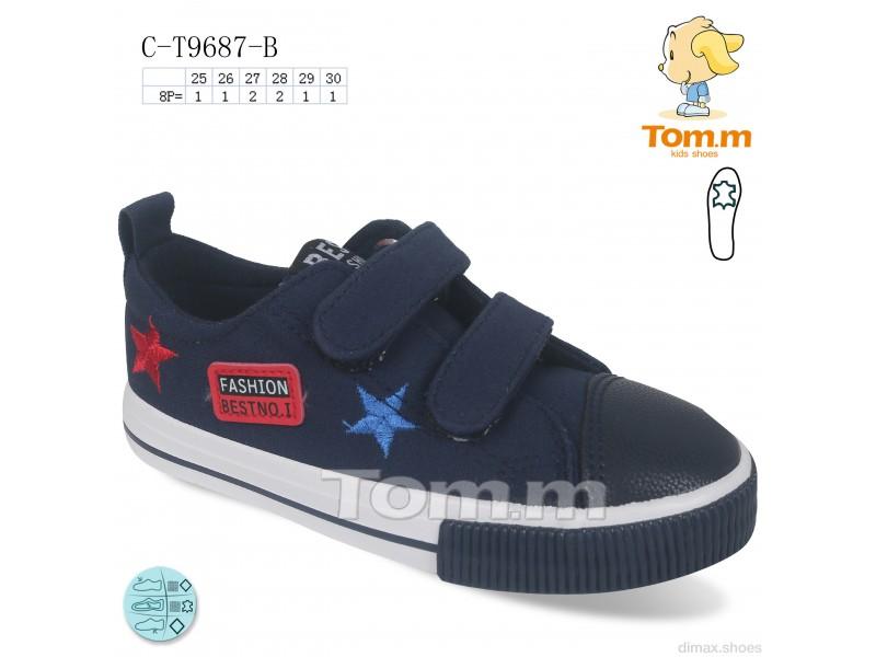 TOM.M C-T9687-B Кеды