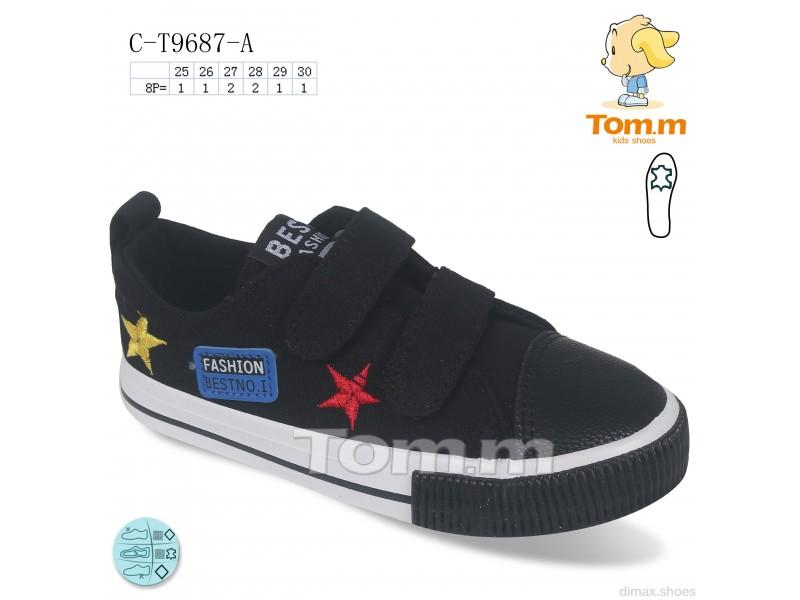 TOM.M C-T9687-A Кеды