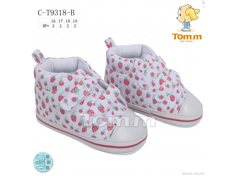 TOM.M C-T9318-B Пинетки