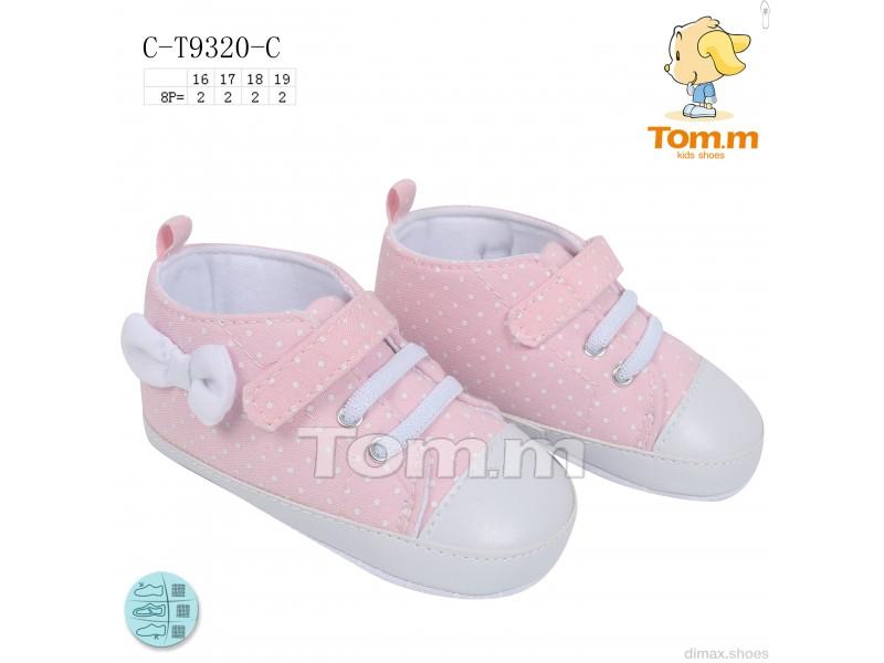 TOM.M C-T9320-C Пинетки
