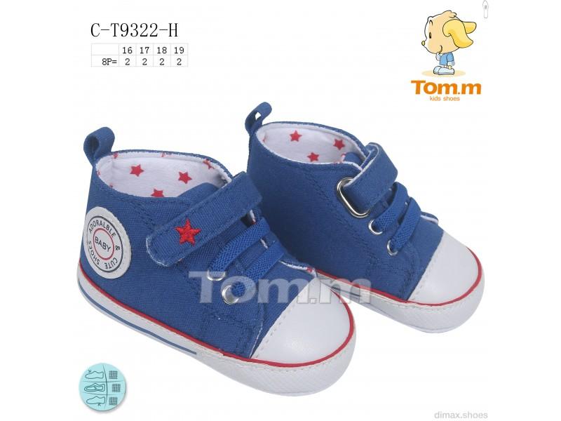 TOM.M C-T9322-H Пинетки