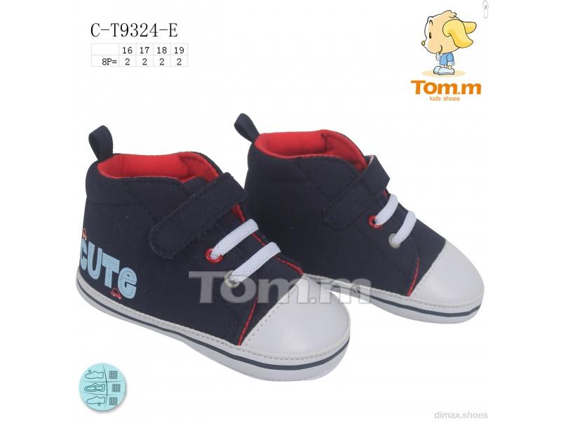 TOM.M C-T9324-E Пинетки
