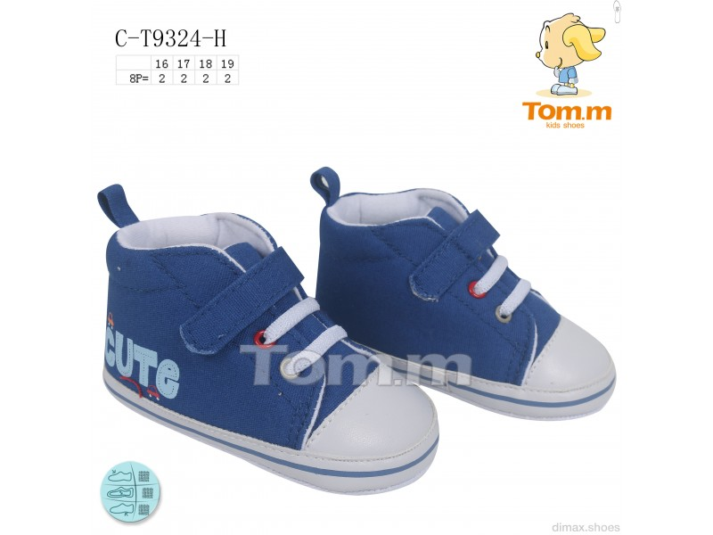 TOM.M C-T9324-H Пинетки
