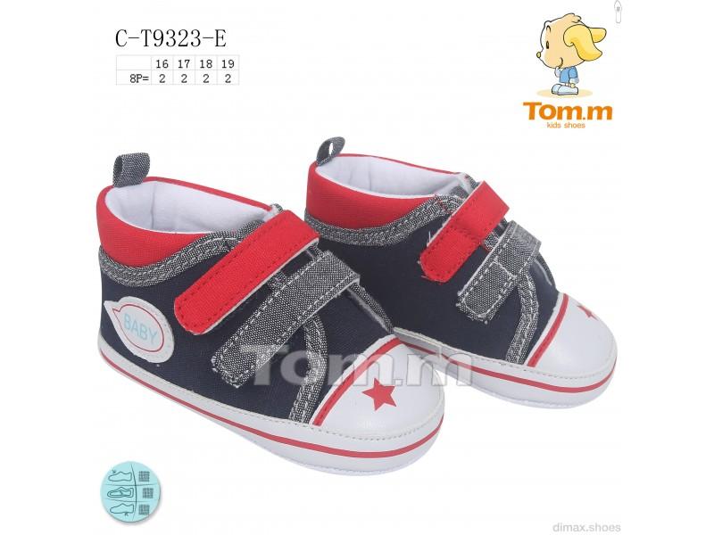 TOM.M C-T9323-E Пинетки