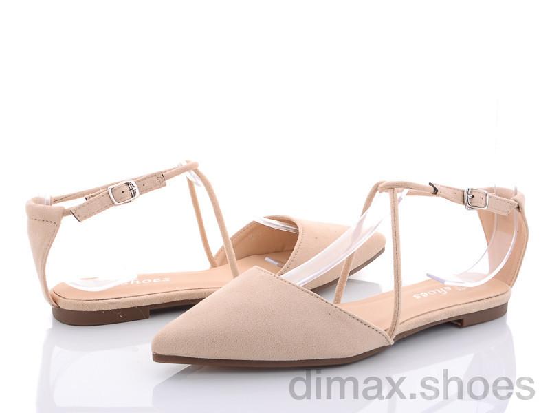 QQ shoes M1-2 Туфли