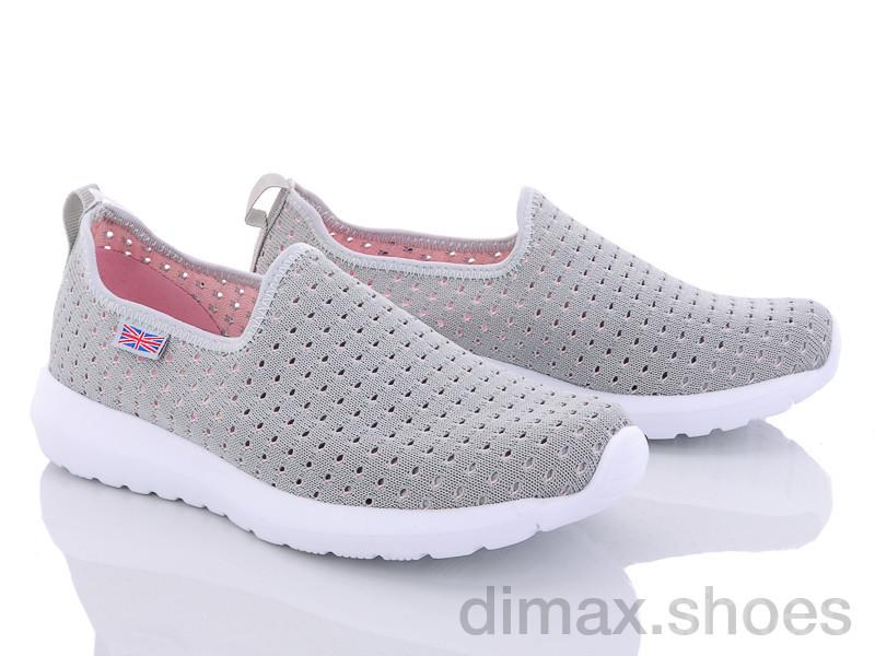 Veer-Demax B7814-1 серый Кроссовки