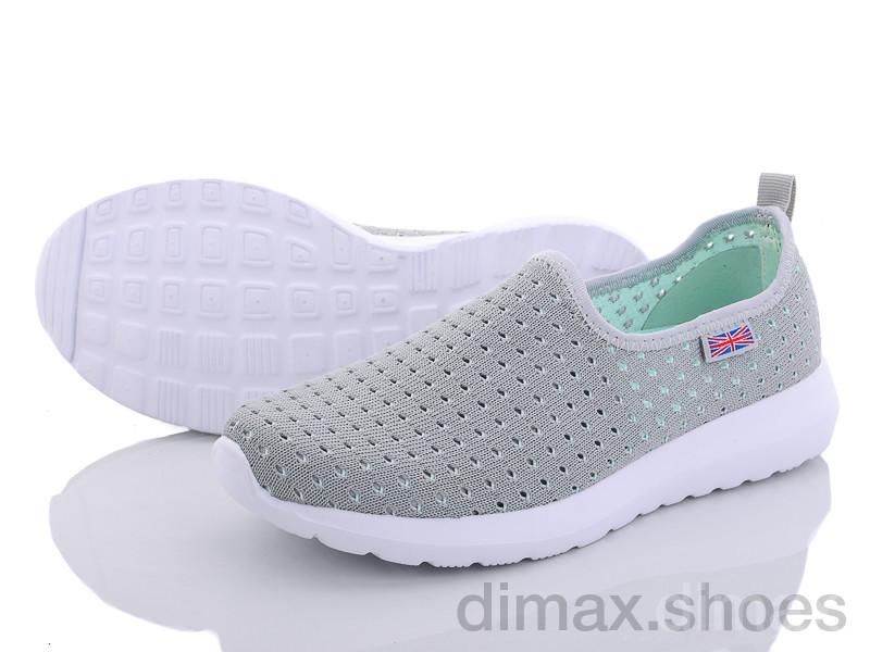 Veer-Demax B7814-4 серый Кроссовки