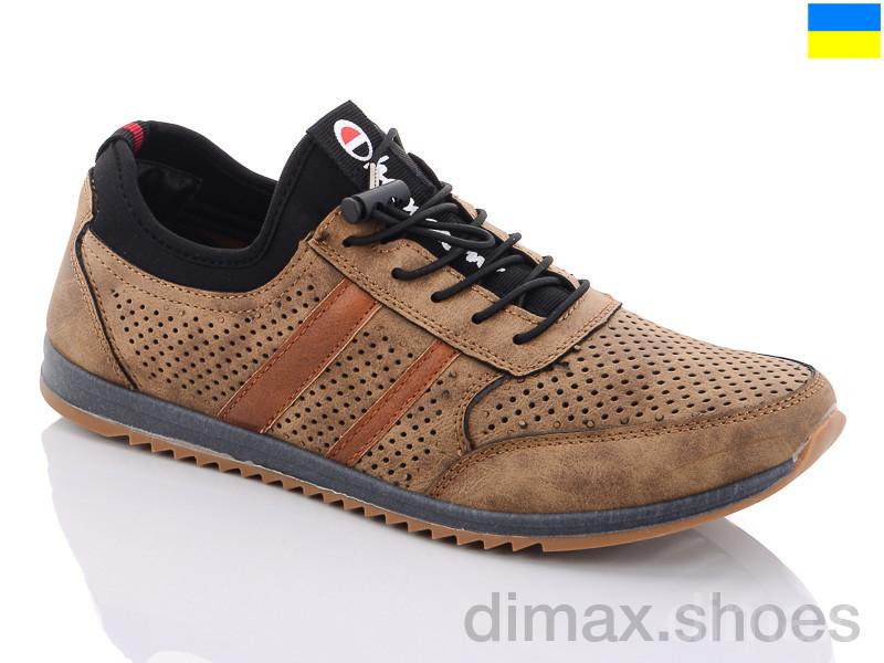 Dual 8216-3 коричневый Кроссовки