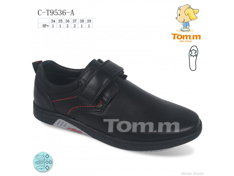TOM.M C-T9536-A Туфли