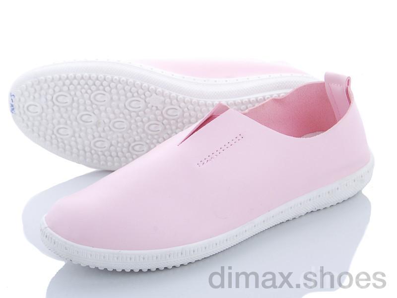 Xifa 601-5 розовый Слипоны